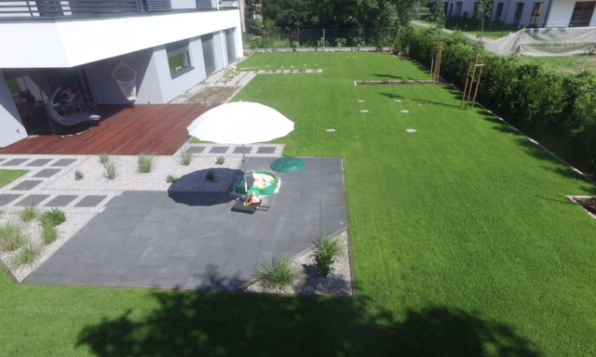 Fortis ogród